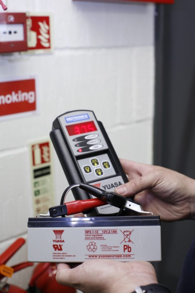 Morgan Fire Protection Fire Alarm Systems
