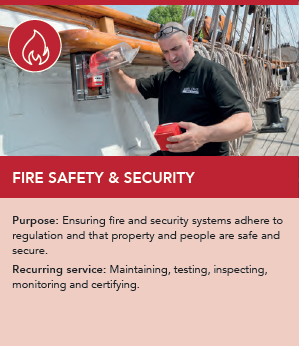 Fire Safety & Security