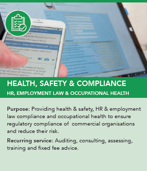 Health, Safety & Compliance